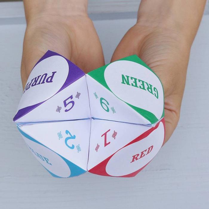 Оригами руку сделать