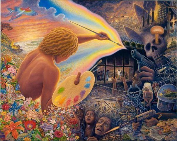 картинка внутреннего мира человека