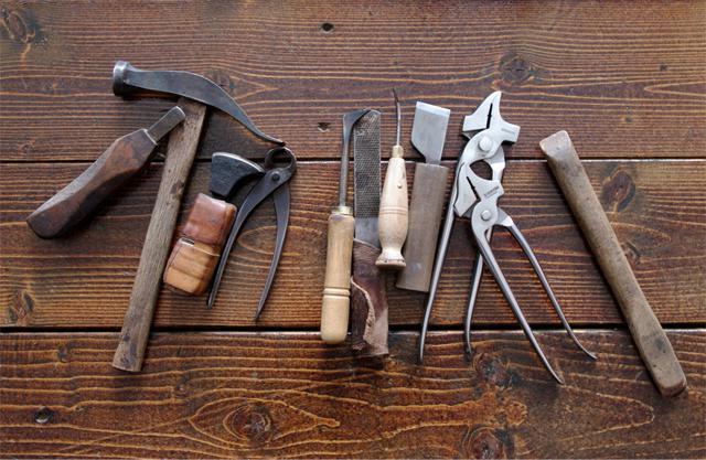 Инструмент для шитья из кожи своими руками