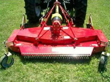 Rotary mower Polish