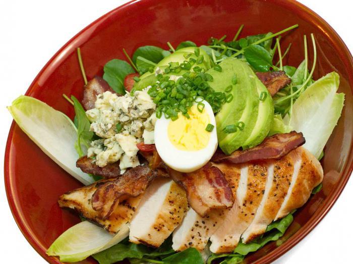 новые рецепты салатов с фото недорогие