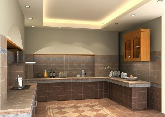 suspended ceiling kitchen reviews
