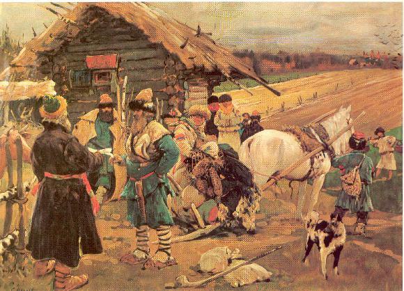 материал максимально крестьяне находившиеся в прямой зависимости от государства назывались наступлением осенних
