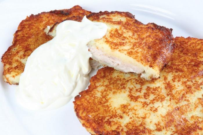 Колдуны из картофеля и мясного фарша – кулинарный рецепт