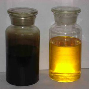 used transformer oil