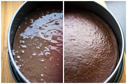 Торт из черемуховой муки рецепт
