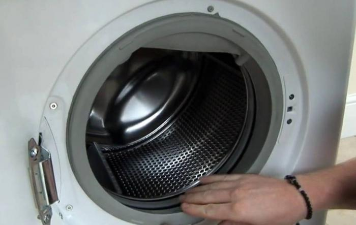 Как заменить сальник на стиральной машине lg