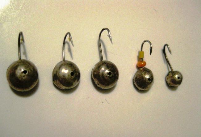 Самодельные мормышки для зимней рыбалки