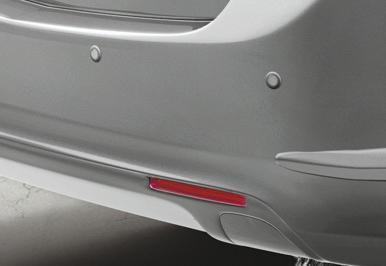 installation of parking sensors for Ford