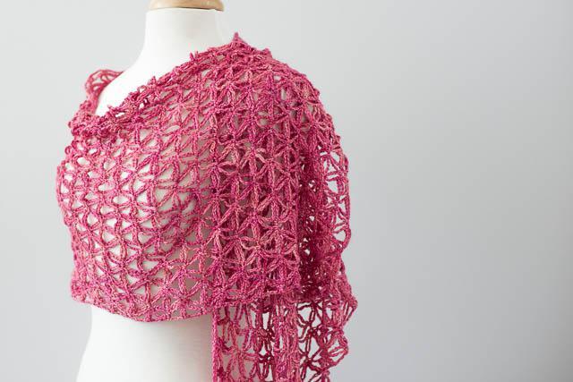 crochet stoles