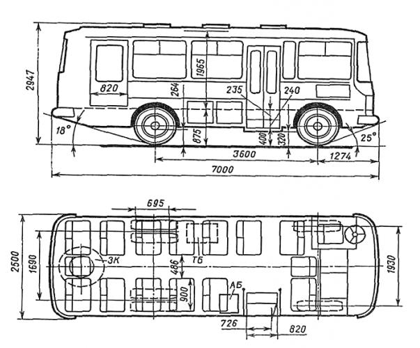 схема паз 3205