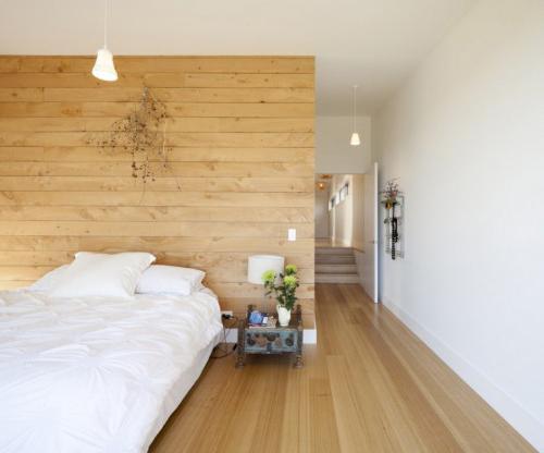 finishing wooden houses inside