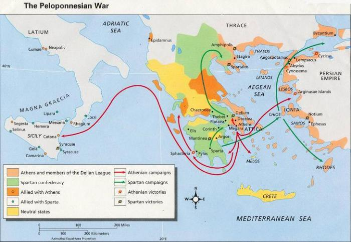 the peloponnesian war behind the scenes Buy a cheap copy of history of the peloponnesian war book by thucydides thucydides written 400 years before the birth of christ, this detailed contemporary account of the struggle between athens and sparta stands an excellent chance of free shipping over $10.