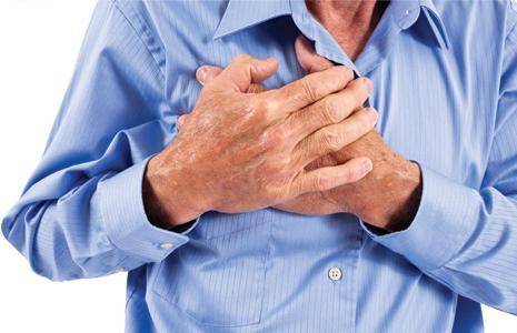 Симптомы инфаркта у мужчины