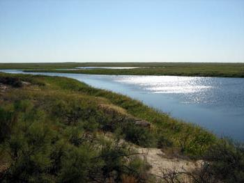где озеро балхаш