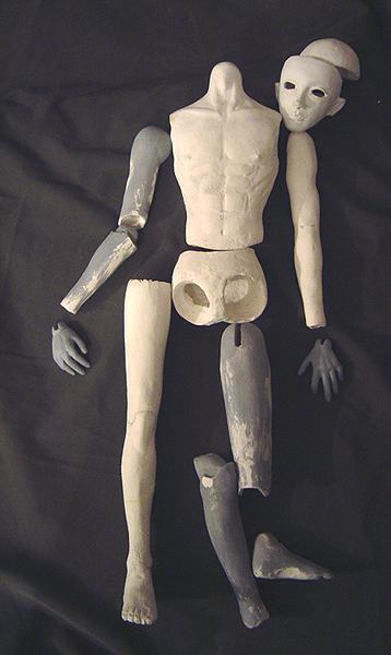 Текстильная шарнирная кукла своими руками для начинающих