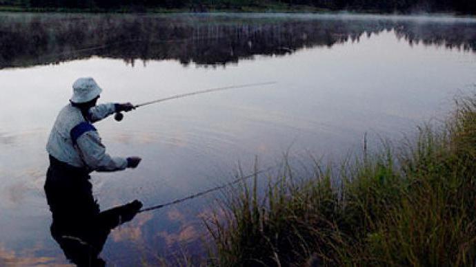 Рыбалка в ноябре на можайском водохранилище