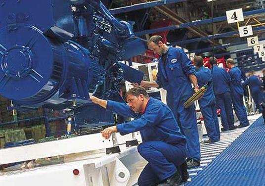 labor protection at the enterprise
