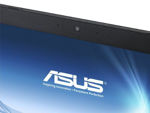 asus laptop does not work camera
