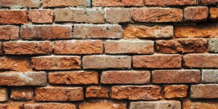 Dimensions of facing single brick