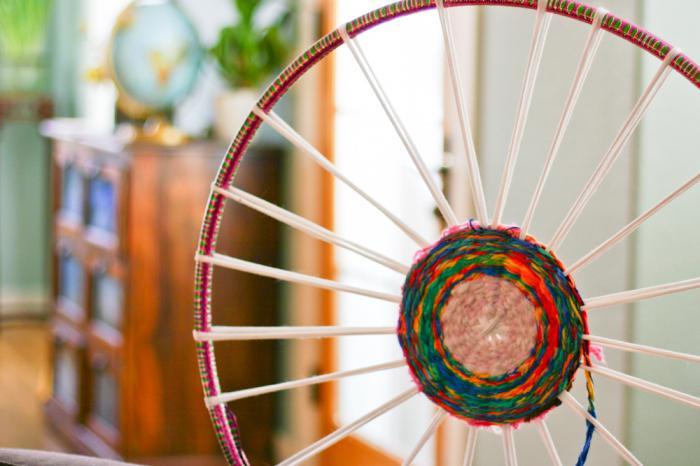 Коврики из старых вещей: вязание и плетение своими руками ...