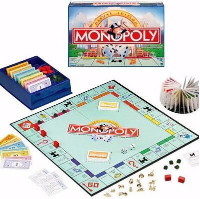правила игры монополия настольная
