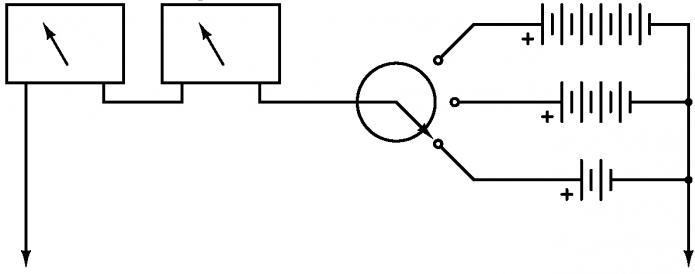 Электрические цепи постоянного тока