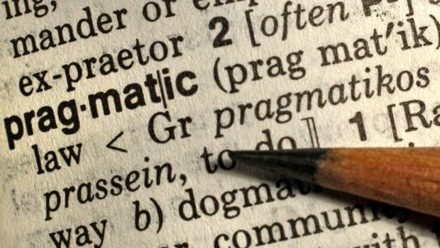 what does the word pragmatic person mean