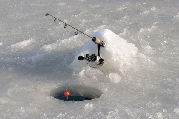 Видео ловли плотвы на зимнею удочку