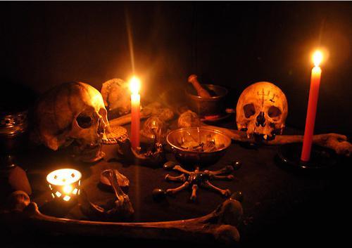 Как сделать обряд на смерть для себя