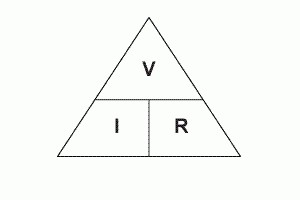 формула мощности постоянного тока