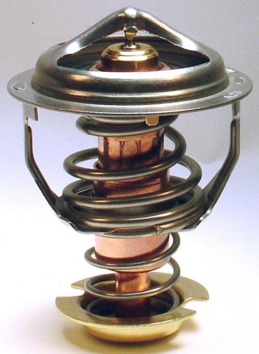Фото №21 - клапан термостата ВАЗ 2110