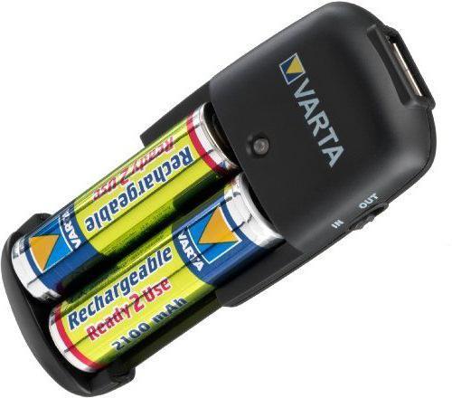 Зарядное Устройство Для Аккумуляторных Батареек - Инструкция