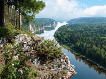 Россия река Урал