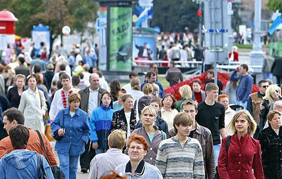 population of the cities of Belarus