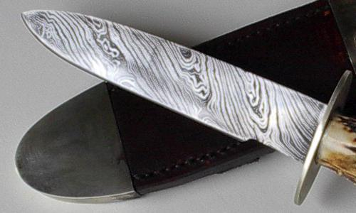 Нож охотничий своими руками