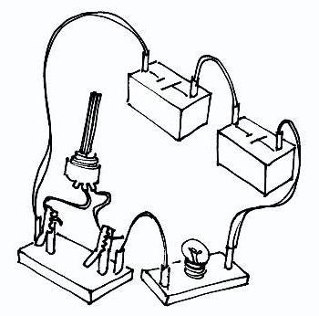 проволочный переменный резистор