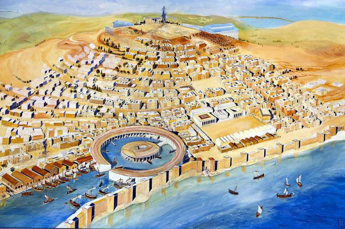 Carthage must be destroyed who said