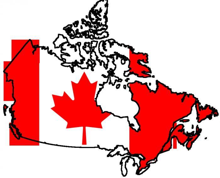 население канады