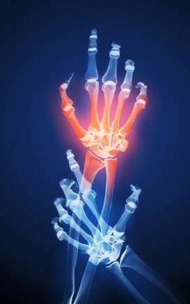 What treats rheumatologist and orthopedist