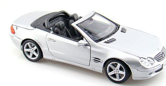 collectible cars Mercedes