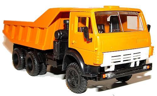 collectible cars KAMAZ