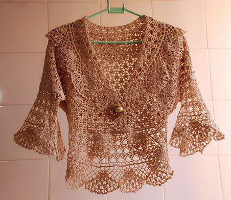 crochet openwork patterns
