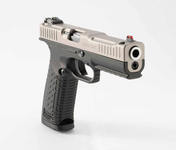 Russian haircut gun