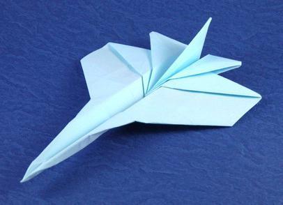 paper origami planes