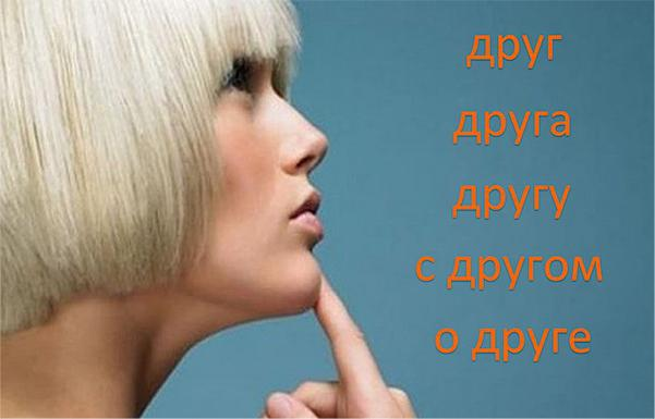 Русский язык падежи имен существительных
