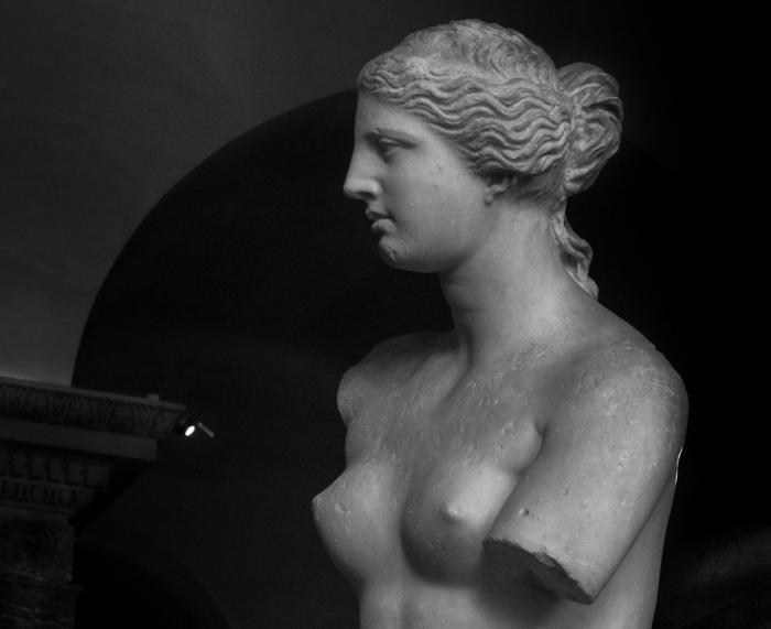 beauty goddess venus
