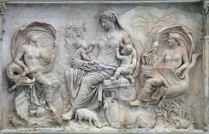 the goddess venus in mythology