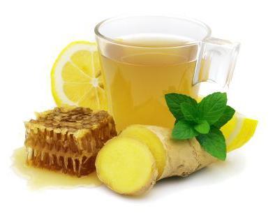 имбирь с лимоном для похудения рецепт самый