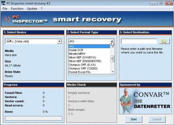 Как восстановить удаленные данные с флешки
